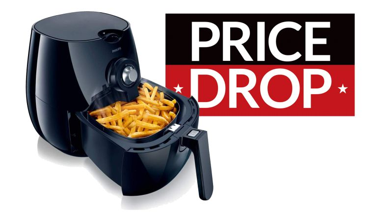 Philips Air Fryer gets a sizzling Black Friday style 50% price cut | T3