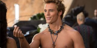 sam claflin chest in the hunger games