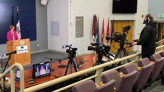 Iowa PBS remote production