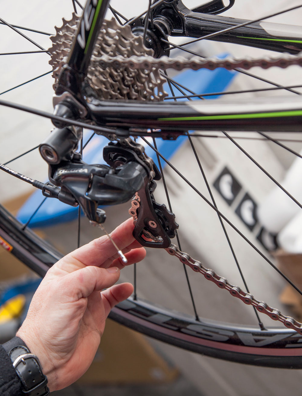 How To Get Your Chain Back On