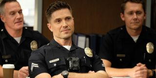 Eric Winter as Tim Bradford in The Rookie.