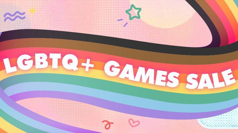 Steam is having an LGBTQ+ games sale