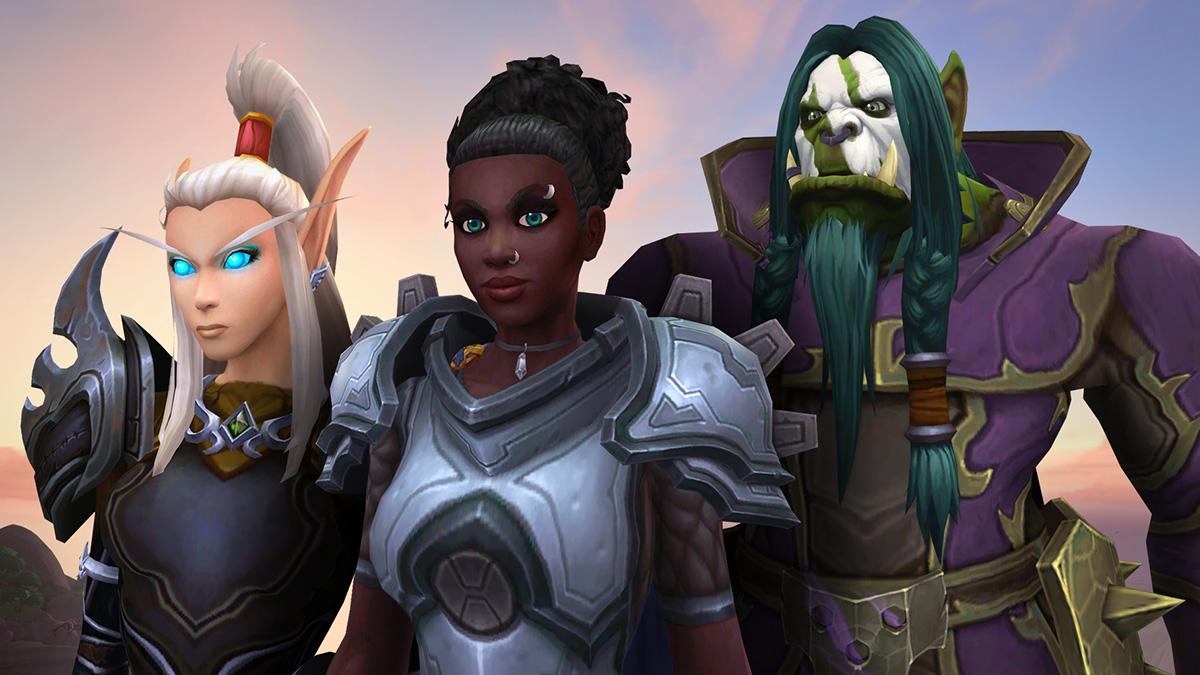 Transmog world of warcraft sturmwind Honor Guard