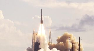 Delta IV Medium Rocket, the Last Of Its Kind, Launches GPS Satellite for US Air Force