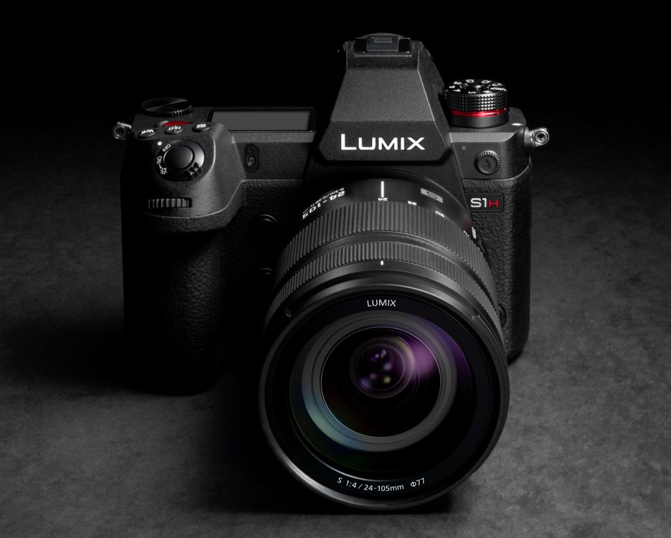 Yes, the Panasonic S1H does have in-body image stabilization! | Digital Camera World