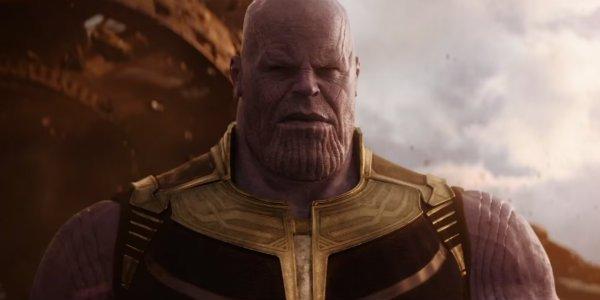 Thanos Avengers Infinity War Josh Brolin