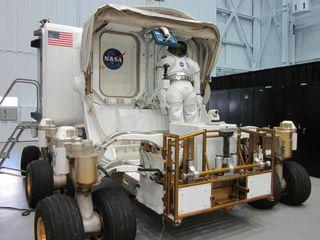 NASA's SEV Rover