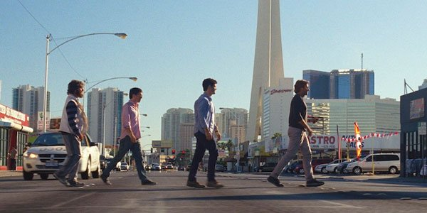 The Hangover Part III Abbey Road