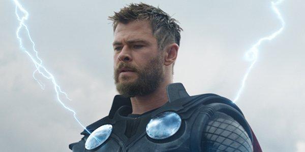 Thor in Avengers: Endgame