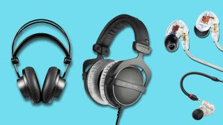 Save up to $150 off studio headphones and in-ear monitors right now at Sweetwater
