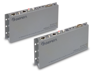 Gefen to Demonstrate EXT-UHDA-HBT2 Extenders at InfoComm