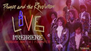 watch Prince and the Revolution Live concert