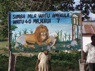 Lion attacks, Tanzania