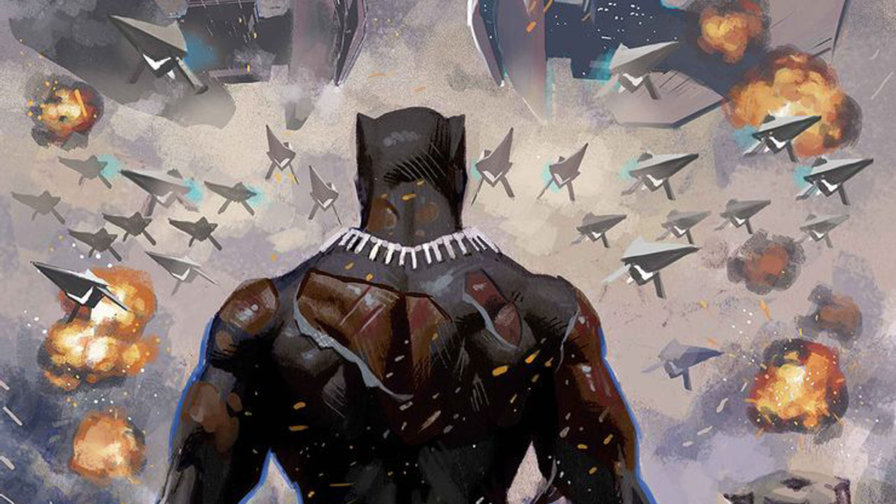 When will Marvel's ongoing Black Panther series return?