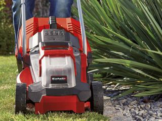 Buy the cordless Einhell lawn mower for sale