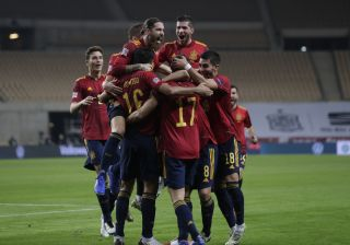 Spain Germany Nations League Soccer