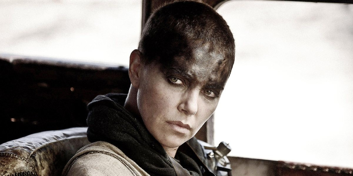 Charlize Theron - Mad Max: Fury Road