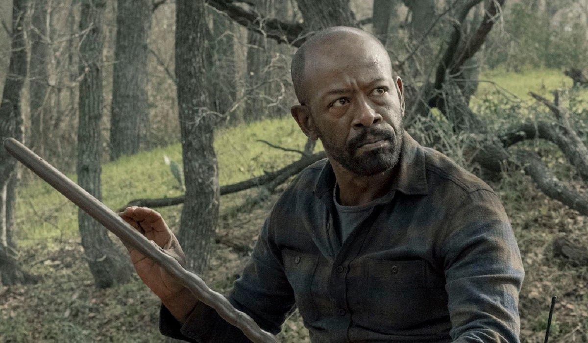 Lennie James Fear The Walking Dead AMC