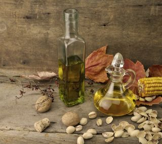 olive oil, nut, nuts