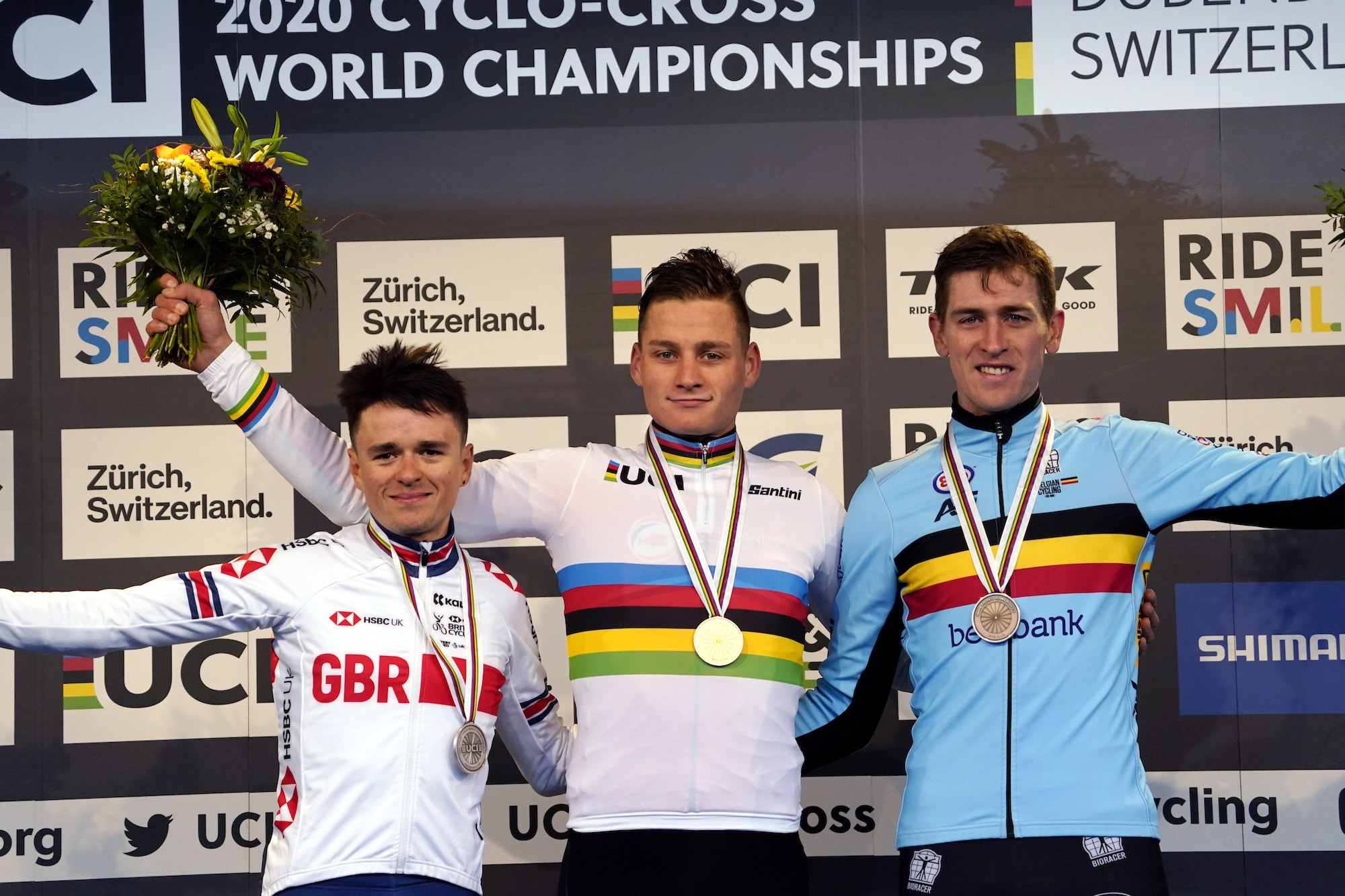 'Why not grow with Trinity? We could do the same as Van der Poel's team,' says Tom Pidcock - Cycling Weekly