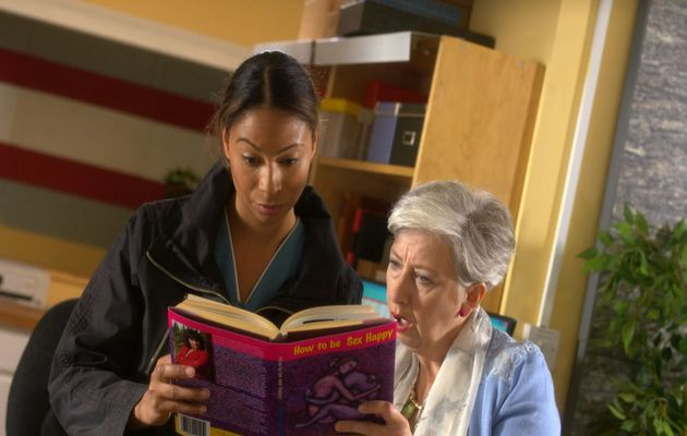 Doctors, Ayesha Lee, Valerie Pitman