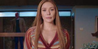 Elizabeth Olsen is Wanda