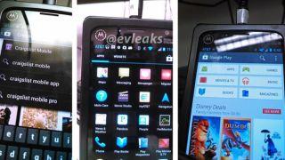 Google Motorola X Phone prorotype leak