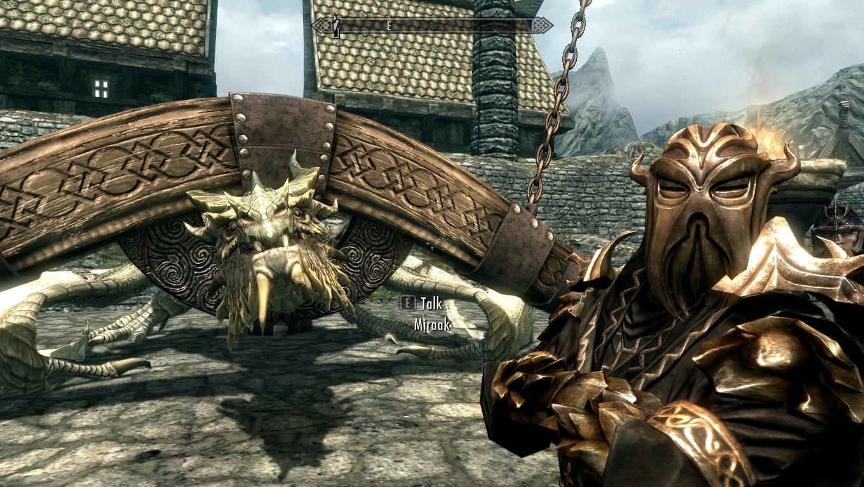 the best skyrim mods: high king of skyrim
