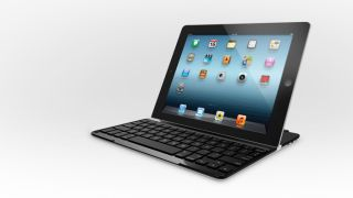 Multitasking Logitech Ultrathin iPad cover doubles as a keyboard