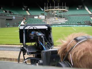 Wimbledon - new BBC tech being used