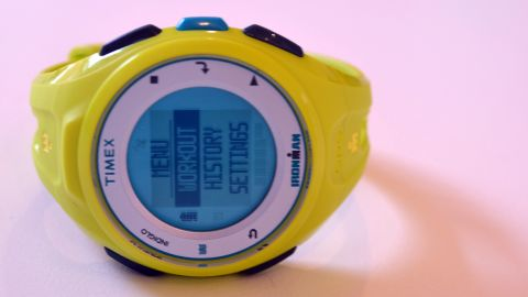Timex Ironman Run x20 GPS review