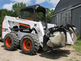 Turn a loader like this into a rampaging remote control robot in just 15 minutes