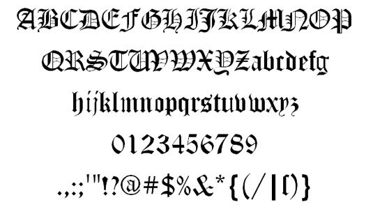 Free Tattoo Fonts 29 55 Free Tattoo Fonts The Best Designs You Can Download Today Creative Bloq Font designs mesh well with the human psychology, and most people find artistic text to be a great. free tattoo fonts 29 55 free tattoo