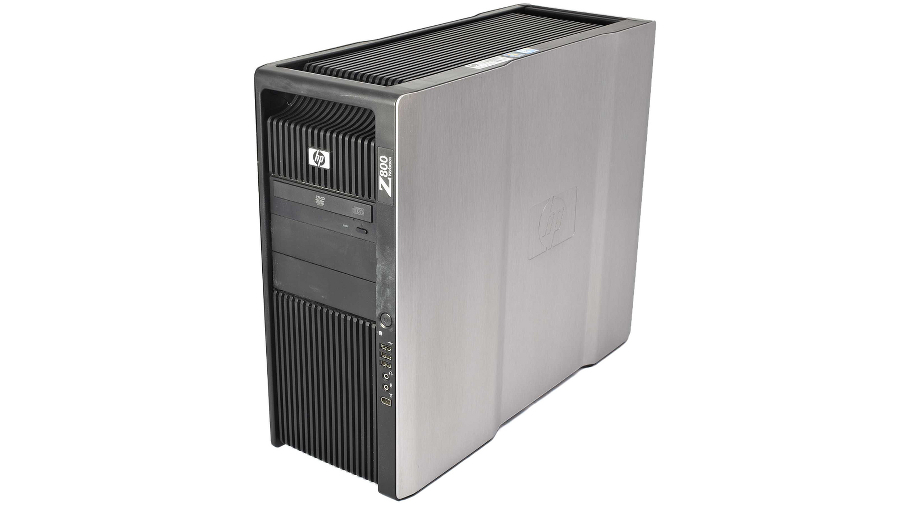 HP Z800 workstation: Specs & Photos | TechRadar