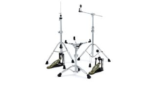 Stands sit on double-braced tripods and the legs splay generously, guaranteeing stability