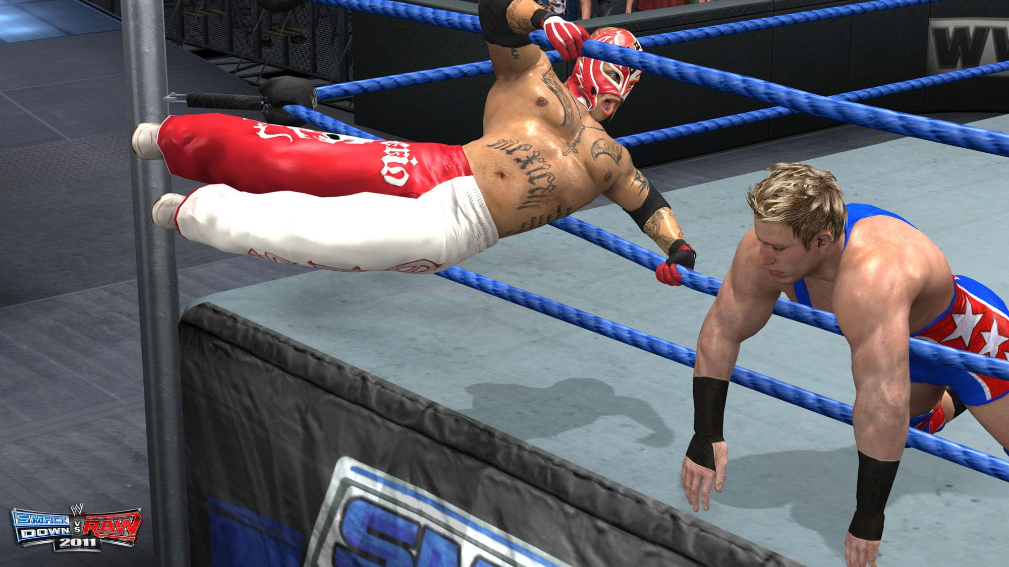 WWE SmackDown vs Raw 2011 –