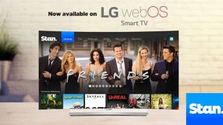 Stan now streaming on LG Smart TVs