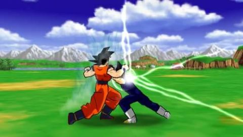 Dragon Ball Z: Shin Budokai review | GamesRadar+