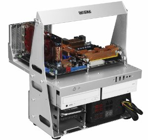 Lian Li Pitstop Pc T60a Diy Test Bench Reviewed Itproportal
