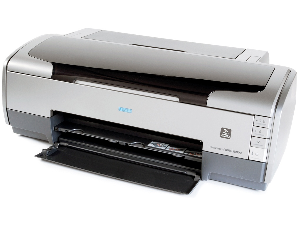 Epson stylus r1800 digital photo inkjet printer imagine41.