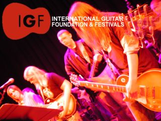 You could win a place at an IGF 2008 Rock Camp