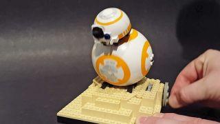 Lego BB-8 droid