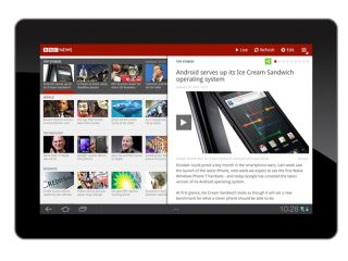 BBC News app comes to Honeycomb tablets