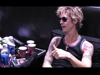 Duff opens up to MusicRadar
