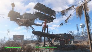 Fallout  Mod That Turns Of Settlement Building Experience
