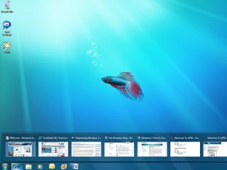 Windows 7 Beta and the Phantom Updates it should be a film