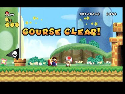 New Super Mario Wii Exits And Secrets Guide Gamesradar