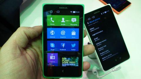 Nokia X+ - a fine budget entry