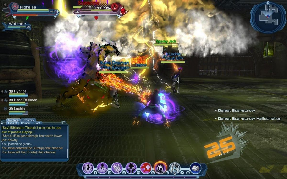 DC Universe Online is free to play now