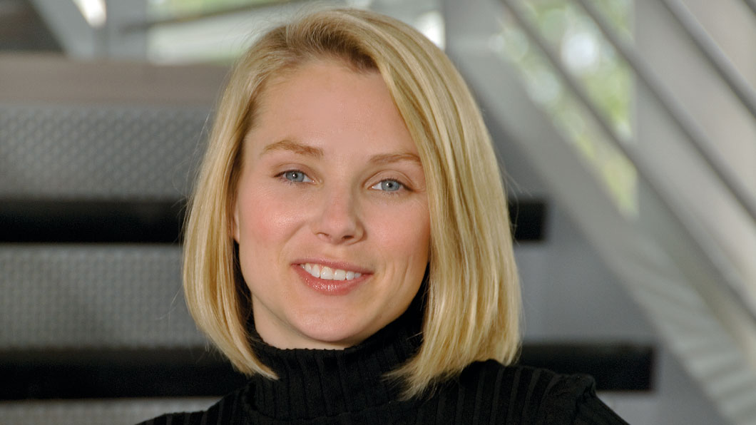 Marissa Mayer Quits Google To Become Yahoo S New Ceo Techradar